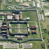 Aerial view of Attica Correctional Facility